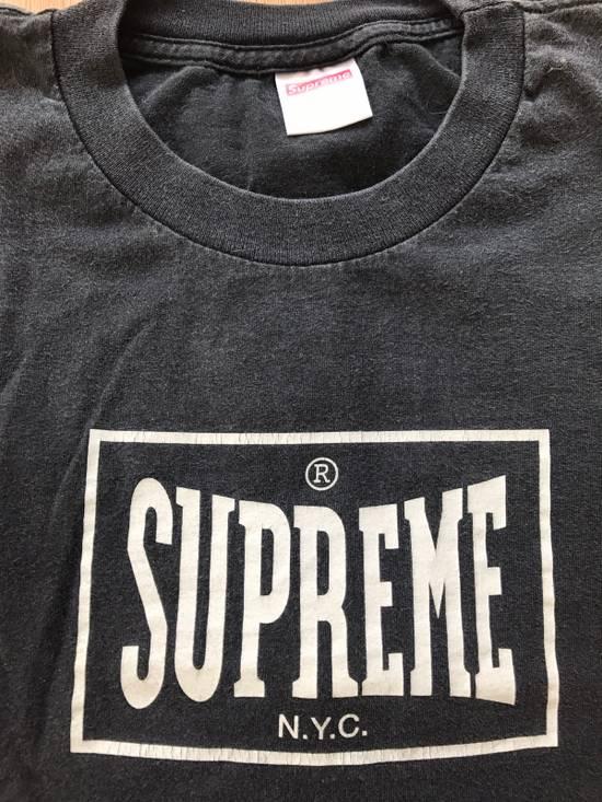 Supreme 1999 Everlast Boxing Tee Size US XL / EU 56 / 4 - 1