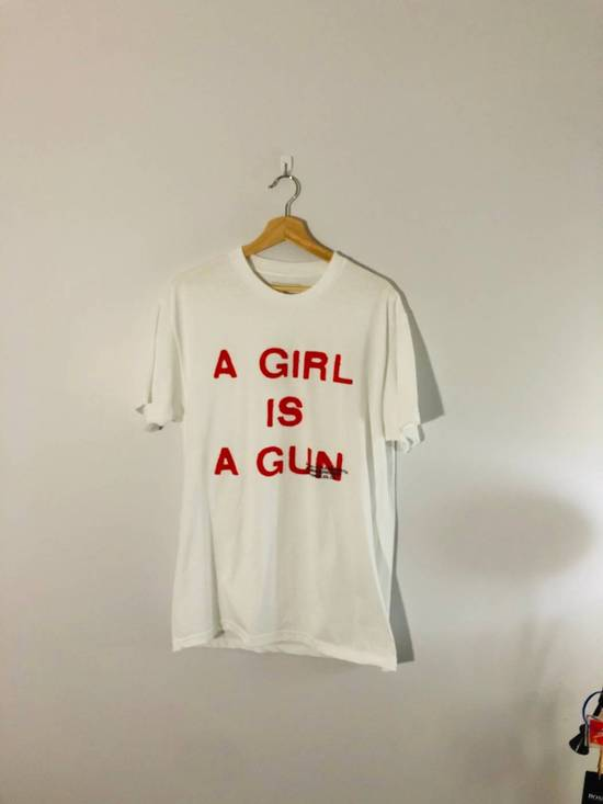 Vintage A Girl Is A Gun Tee Size US M / EU 48-50 / 2