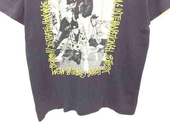 Vintage A piece of History picture New York Crew tee Size US L / EU 52-54 / 3 - 4