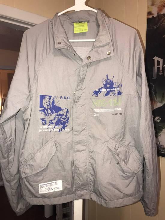 Japanese Brand Re.surgence x 0011am Gundam Jacket Large Size US L / EU 52-54 / 3