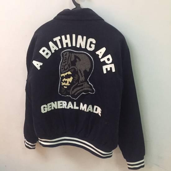 Bape 💥OFFER ME💥Vintage OG Bape Corduroy 978 General Made Varsity Size US M / EU 48-50 / 2 - 4