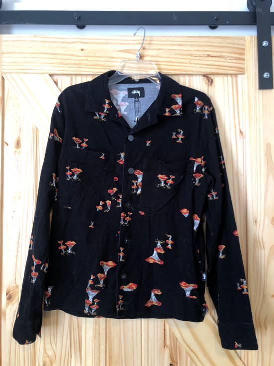 Stussy Stussy Corduroy Mushroom Shirt Size US S / EU 44-46 / 1