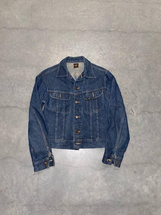 Vintage vintage 80s lee denim trucker jacket Size US M / EU 48-50 / 2