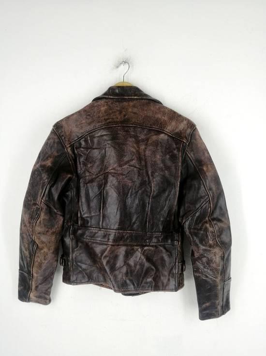 Vintage Vintage Genuine Househide All Weather Garment Jacket Size US M / EU 48-50 / 2 - 2