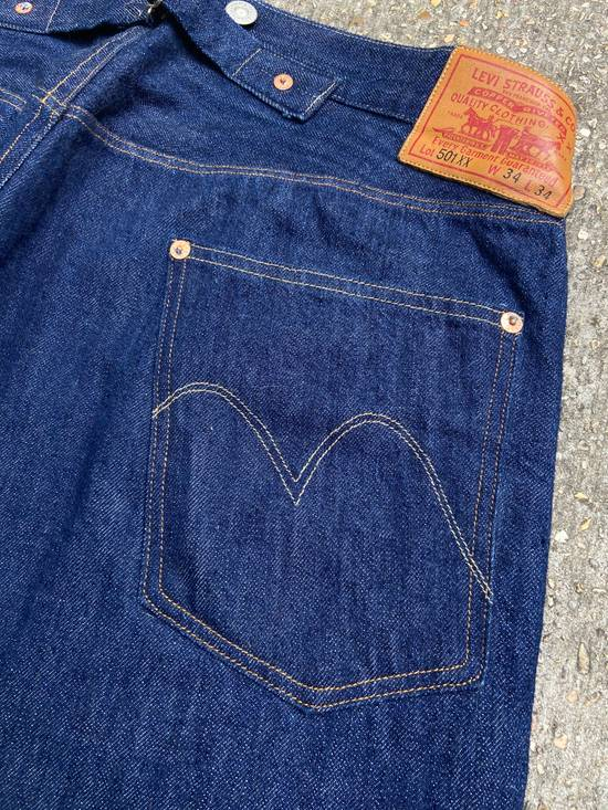 "Levi's Vintage Clothing 501XX ""Golden Handshake"" 1915 Size US 34 / EU 50"