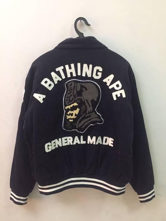 Bape 💥OFFER ME💥Vintage OG Bape Corduroy 978 General Made Varsity Size US M / EU 48-50 / 2