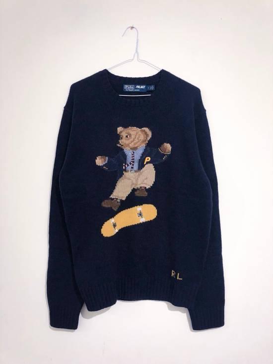 Polo Ralph Lauren Heelflip Teddy Bear Sweater Size US M / EU 48-50 / 2