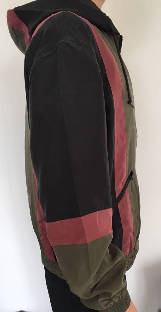 Supreme Silk Hooded Jacket - Black Size US L / EU 52-54 / 3 - 2