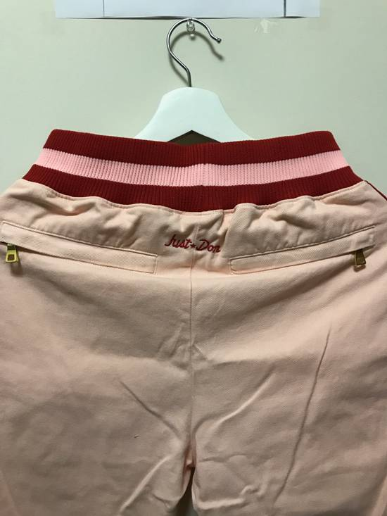 Just Don Just Don athletic pants- Pink Size US 29 - 2