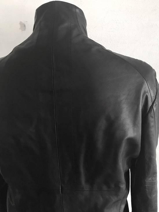 Julius FW2016 Julius Calf Leather Jacket Size US S / EU 44-46 / 1 - 10