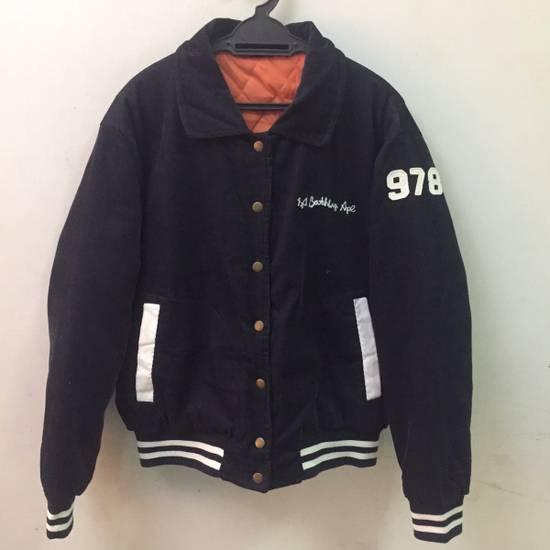 Bape 💥OFFER ME💥Vintage OG Bape Corduroy 978 General Made Varsity Size US M / EU 48-50 / 2 - 6