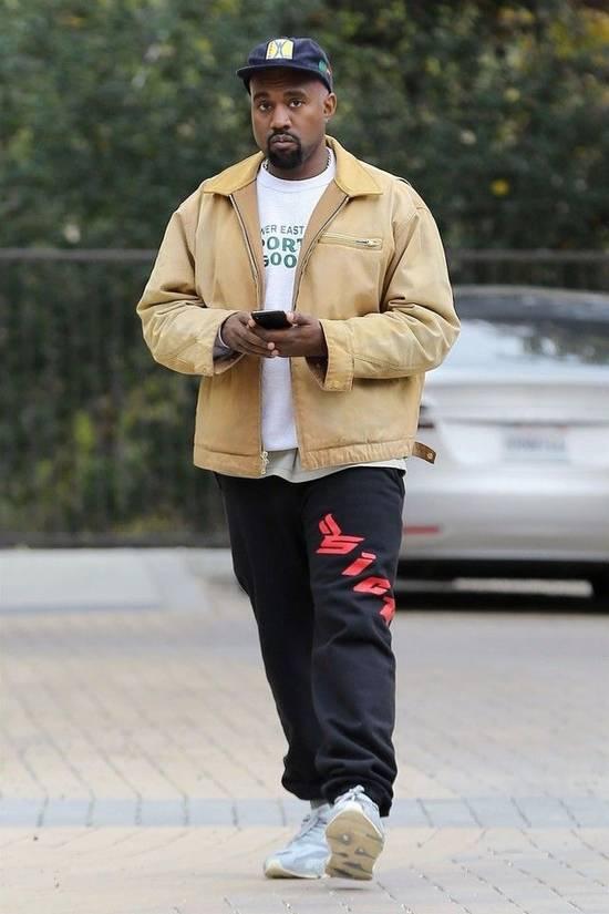 Ian Connor Pain Sweatpants Medium Kanye West Yeezy Size US 32 / EU 48