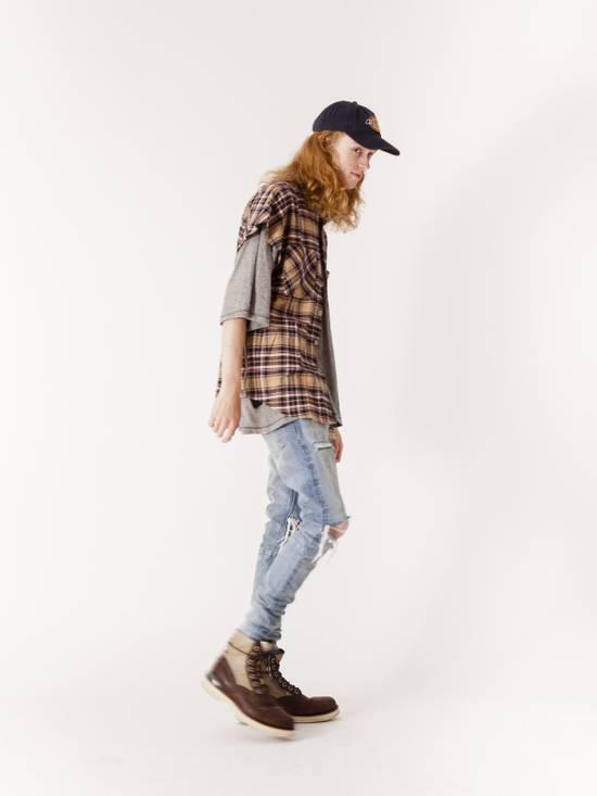 Fear of God FEAR OF GOD Second Batch Vintage Indigo Selvedge Denim Jeans Indigo Size US 30 / EU 46 - 4