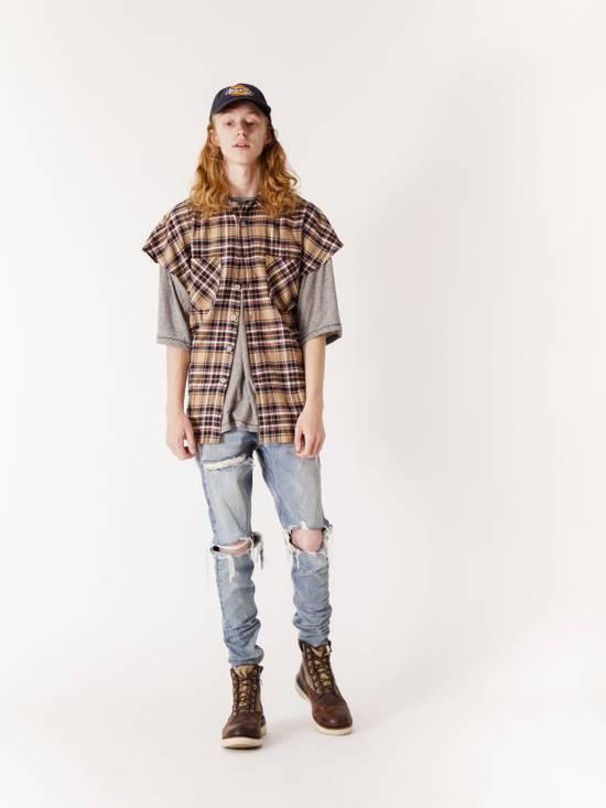 Fear of God FEAR OF GOD Second Batch Vintage Indigo Selvedge Denim Jeans Indigo Size US 30 / EU 46 - 2