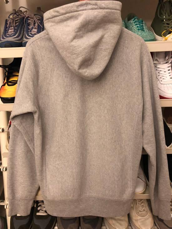 Supreme JA one xtc graffiti hoodie grey Size US M / EU 48-50 / 2 - 3