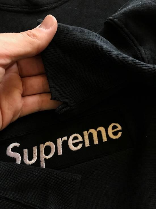 Supreme 1994 Black Box Logo Hoodie Size US L / EU 52-54 / 3 - 6