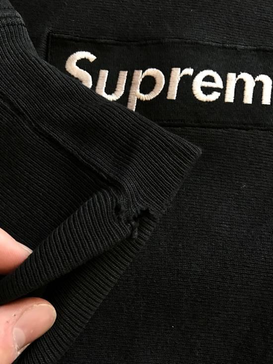 Supreme 1994 Black Box Logo Hoodie Size US L / EU 52-54 / 3 - 7