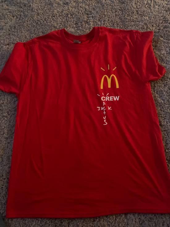 Designer Official Travis Scott mcdonald's Tshirt Size US L / EU 52-54 / 3