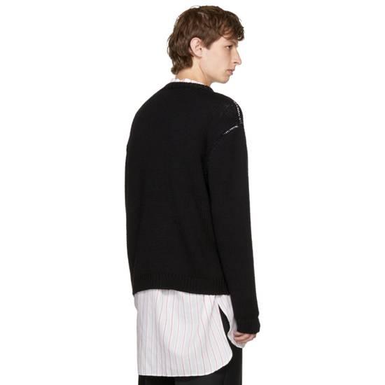 Raf Simons I Heart NY Sweater (Black) Size US M / EU 48-50 / 2 - 2