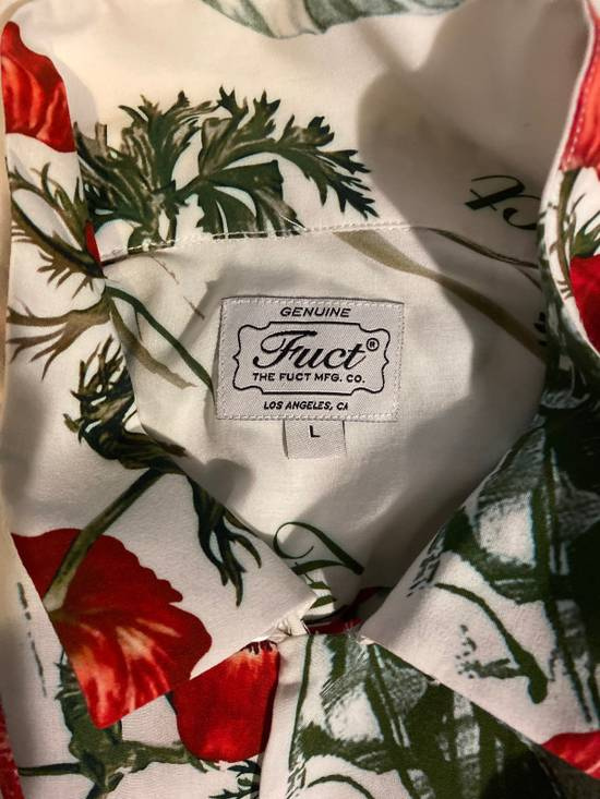 """Fuct Fuct Osama Bin Laden """"War On Drugs"""" button up Size US L / EU 52-54 / 3 - 2"""