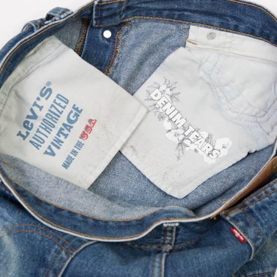 Levi's Denim tears x Vintage Levi's Jean Size US 34 / EU 50 - 4