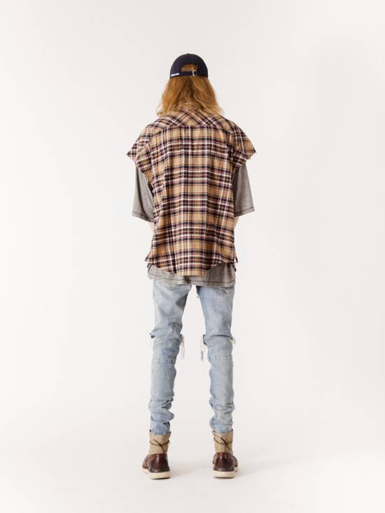 Fear of God FEAR OF GOD Second Batch Vintage Indigo Selvedge Denim Jeans Indigo Size US 30 / EU 46 - 3