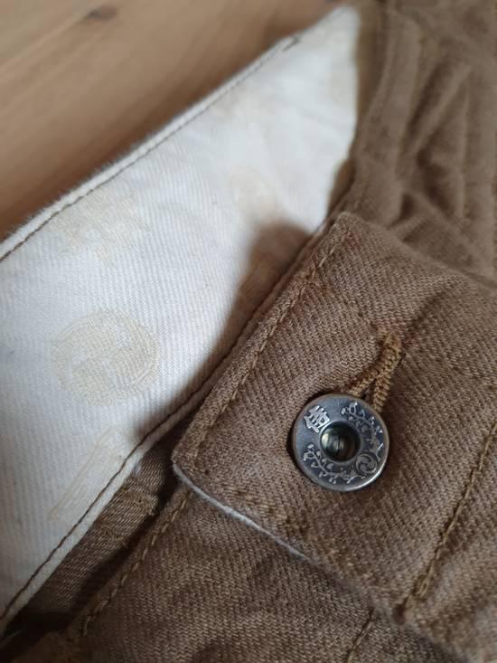 Samurai Jeans SAMURAI JEANS SJ42CP 15OZ. HEAVY CHINO PANTS Size US 35 - 2