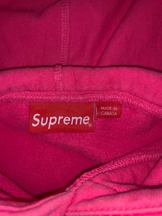 Supreme Supreme Box Logo Hoodie FW17 Size M Magenta Size US M / EU 48-50 / 2 - 3