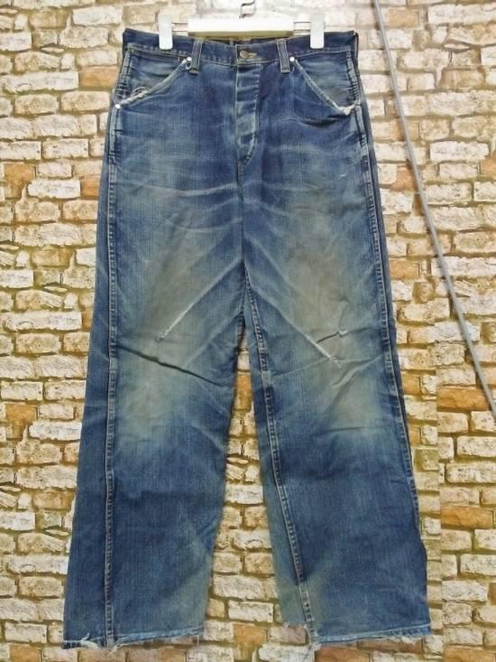 Vintage SUGAR CANE DENIM CLASSICS SAILOR WAIST 32 (A857) Size US 32 / EU 48