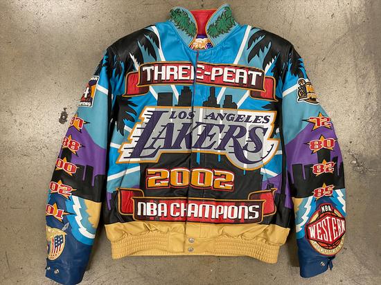 Jeff Hamilton Los Angeles Lakers x Jeff Hamilton 2002 Threepeat Kobe Size US L / EU 52-54 / 3