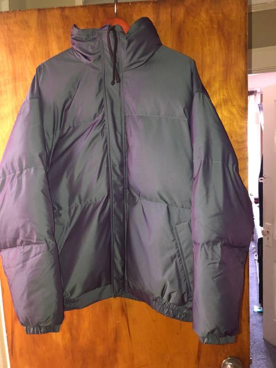 Pacsun Fear of god essentials puffer jacket-iridescent Size US L / EU 52-54 / 3 - 3