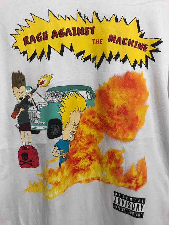 T Shirt Bootleg Beavis Butthead x Rage Against The Machine T-Shirts Size US XL / EU 56 / 4 - 1