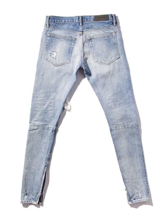 Fear of God FEAR OF GOD Second Batch Vintage Indigo Selvedge Denim Jeans Indigo Size US 30 / EU 46 - 5