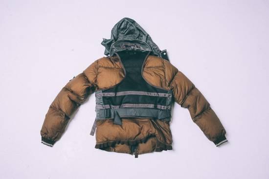 Stone Island Opaque Nylon Tela 30GR Down Jacket w/ Diagonal Cover Size US L / EU 52-54 / 3 - 2