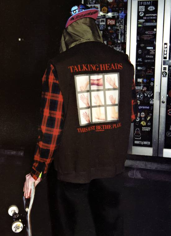 Undercover Talking Heads Hoodie S/S 2013 Size US M / EU 48-50 / 2