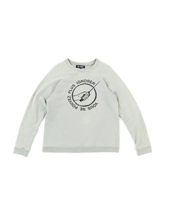 Raf Simons S/S 02 Crewneck Sweatshirt Size US M / EU 48-50 / 2