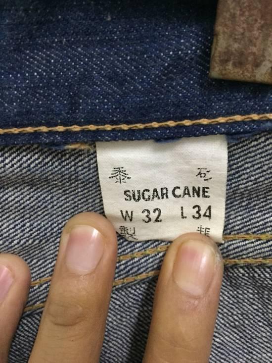 Sugar Cane Sugar Cane Jean Green Selvedge Made In Japan Size US 32 / EU 48 - 13