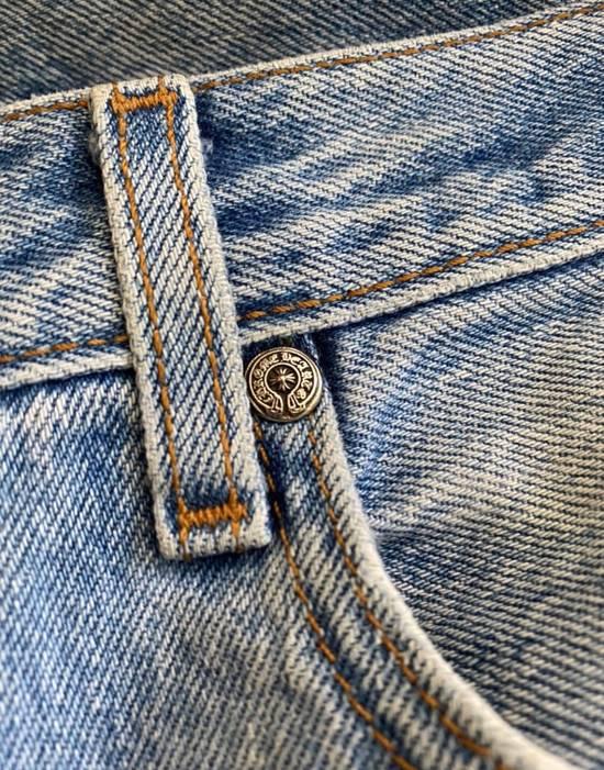 Chrome Hearts Chrome hearts cross patch denim jeans Size US 34 / EU 50 - 6