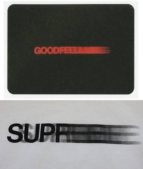 Supreme Motion Logo Tee (Goodfellas) Size US XL / EU 56 / 4 - 4