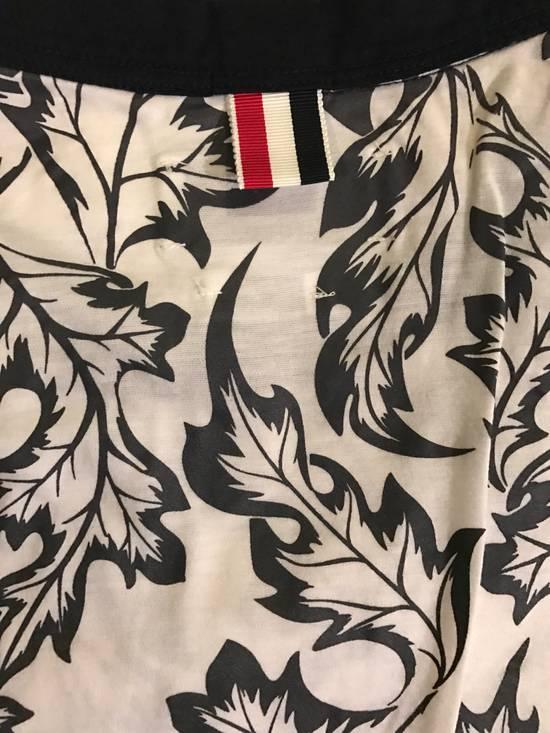 Thom Browne Thom Browne floral print tshirt Size US L / EU 52-54 / 3 - 2