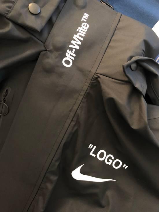 Nike Nikelab X Off-white Mercurial Nrg X Jacket Black ...