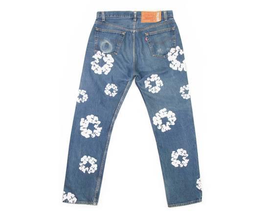 Levi's Denim tears x Vintage Levi's Jean Size US 34 / EU 50 - 1