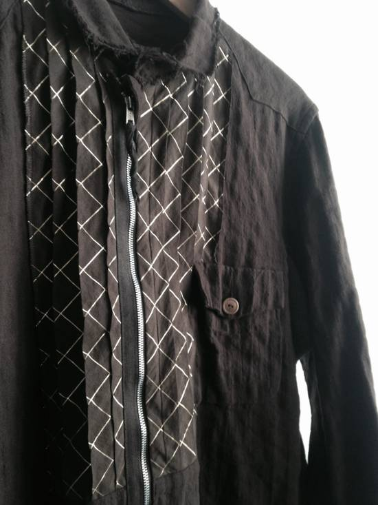 Takahiromiyashita The Soloist. Zipper Work Shirt Jacket Size US M / EU 48-50 / 2 - 4
