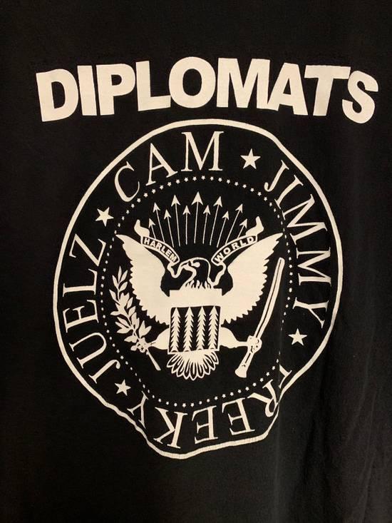 "Reason Reason Clothing x Diplomats ""Ramones"" vintage streetwear 2XL Size US XXL / EU 58 / 5 - 1"