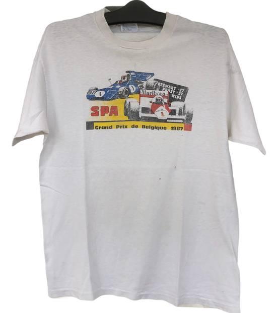 Vintage Vintage Distressed/Very Worn Grand Prix Belgique 1987 Size US L / EU 52-54 / 3