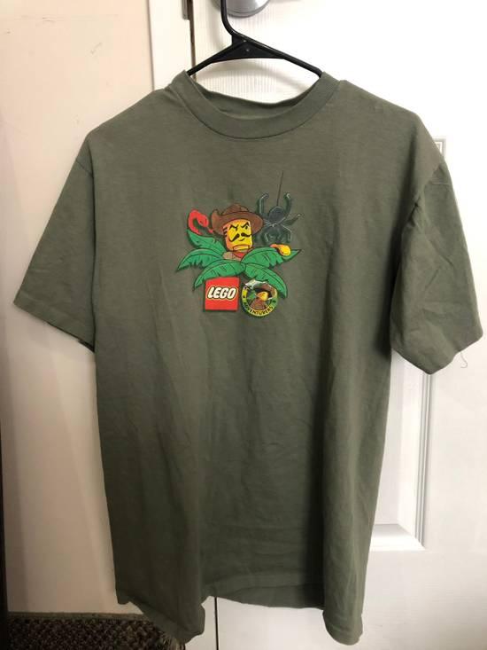 Vintage Vintage LEGO Jungle Adventures olive green t-shirt Size US M / EU 48-50 / 2 - 2