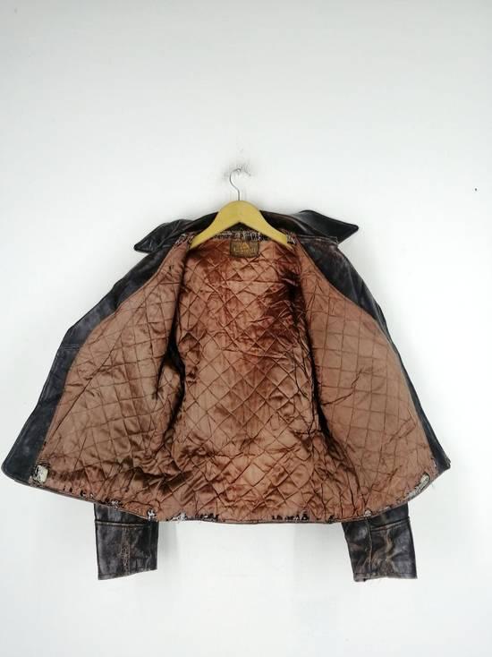 Vintage Vintage Genuine Househide All Weather Garment Jacket Size US M / EU 48-50 / 2 - 5