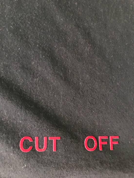 Off-White Caravaggio Black Tee Size US XS / EU 42 / 0 - 5