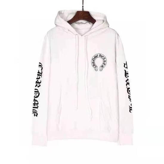 Chrome Hearts Matty boy chomper horseshoe hoodie white Size US M / EU 48-50 / 2 - 1