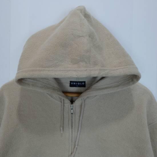 Uniqlo Vintage 90's UNIQLO Zipper Up Fleece Hoodie Sweatshirts Size US L / EU 52-54 / 3 - 3